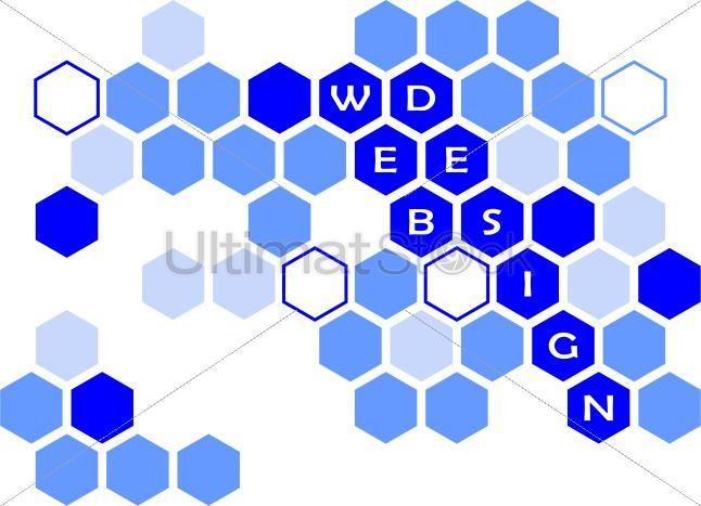 vector - web design
