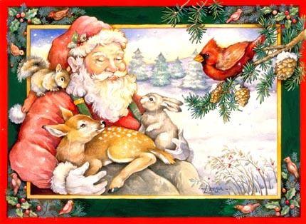Santas Little Friends