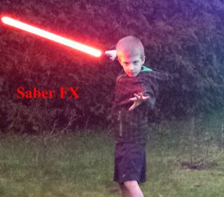 Young Wizards Academy on blogger: Saber FX Kids Birthday Vancouver