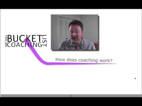 Trevor Lund of http://MoreThanABucketList.com answers the question:For this question I'm going to assume it's the practical application of my coaching process, not the psychology behind the coaching movement. I'll answer the psychology question a little later. First off you need to let me know you'd like a complimentary coaching call. I only a handful available every week. The highest priorities are given to people who have gone through our 7 Day eCoach program. Next it's people who have…