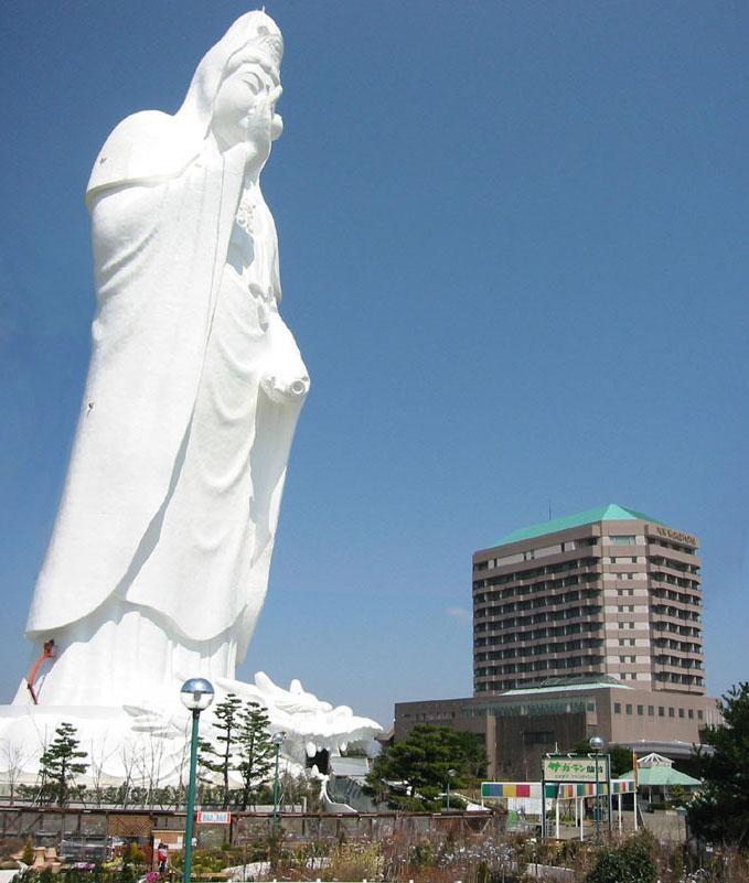 Sendai Daikannon Sendai, Japan   Monoliths   Pinterest ...