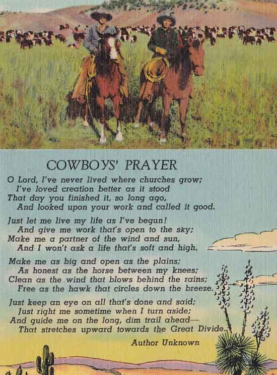 8 Best Cowboy Christmas Poems Images On Pinterest Cowboy
