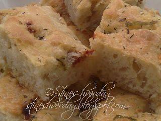 Super godt focaccia brød!