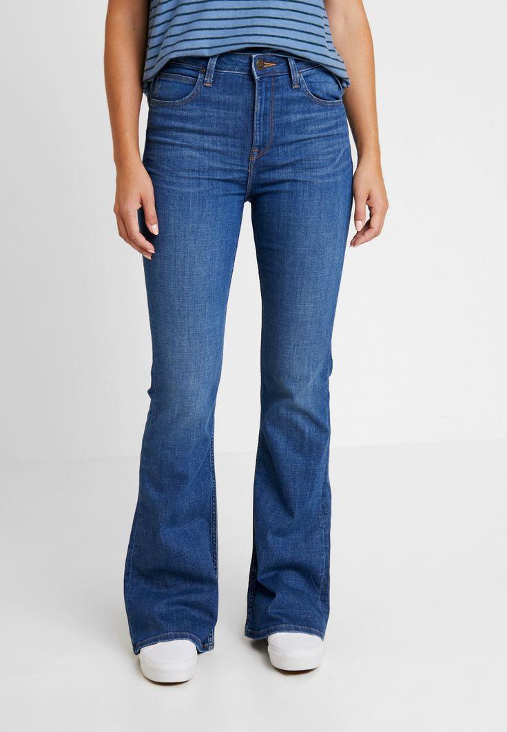 Lee Breese Jeans a Zampa Donna