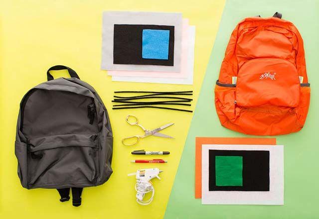 Çocuklar için Zootopia temalı çanta yapımı