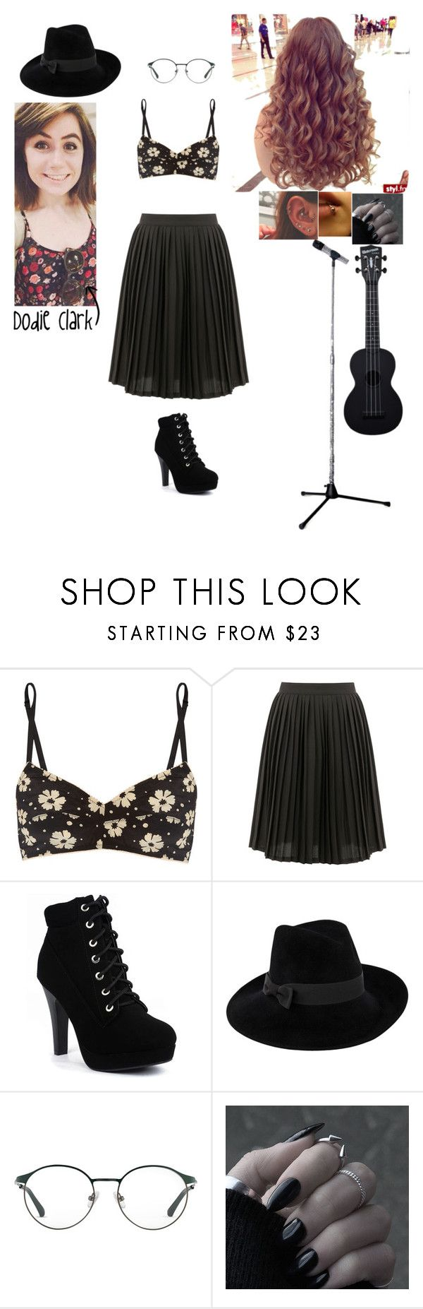 """""""I Saw Dodie Clark In Concert With My Girlfriend!!!!!"""" by thissillykitty ❤ liked on Polyvore featuring Bottega Veneta, Mademoiselle Slassi, 3.1 Phillip Lim and Waterman"""