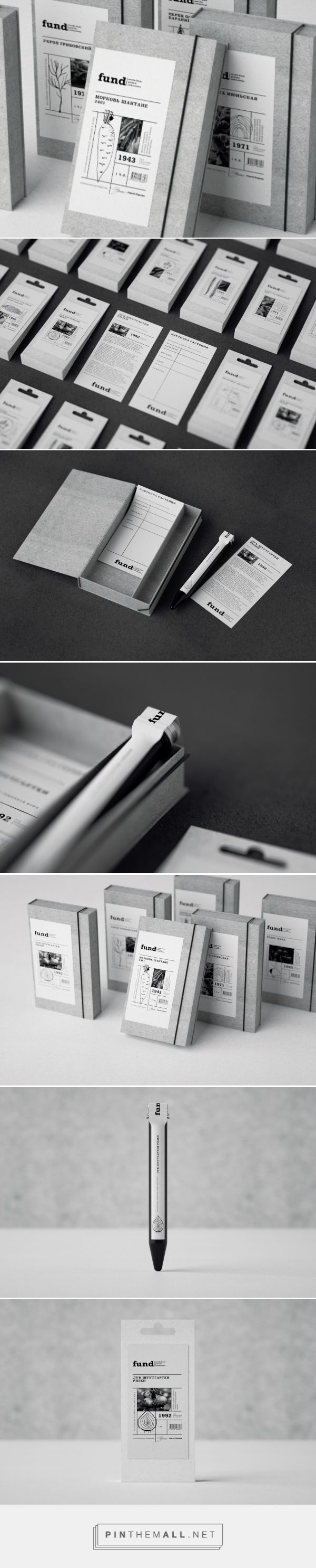 FUND - Packaging of the World - Creative Package Design Gallery - http://www.packagingoftheworld.com/2018/01/fund.html
