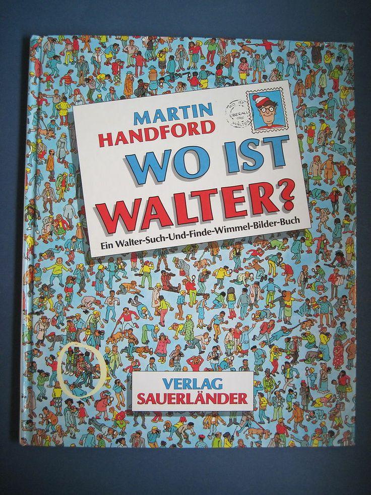 4/ Martin Handfeld - Wo ist Walter? - Wimmelbilderbuch