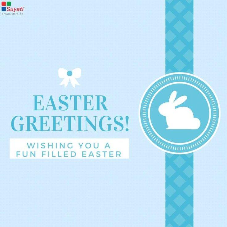 Easter Greetings form Suyati Technologies.