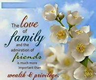 Good Morning The Love Of Family And Friends