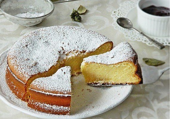 Condensed Milk Cake.. this looks so easy.. must try!