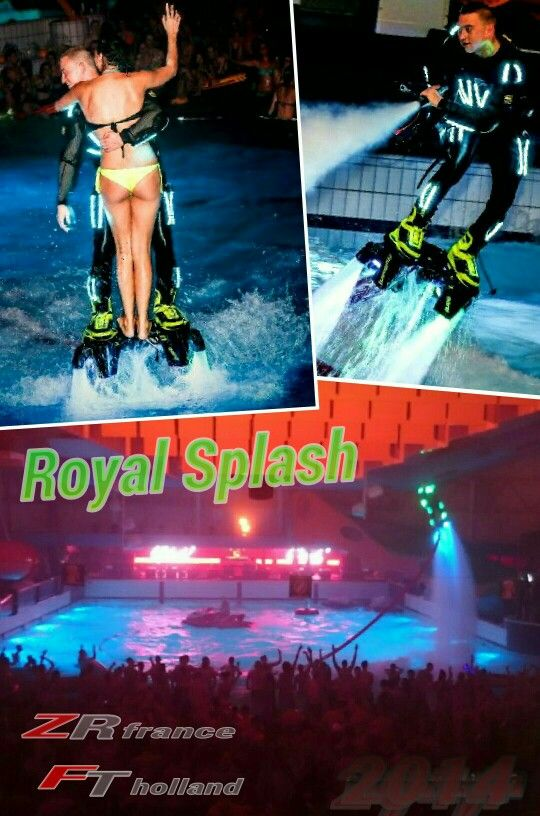 Book your Flyboard Show now!
