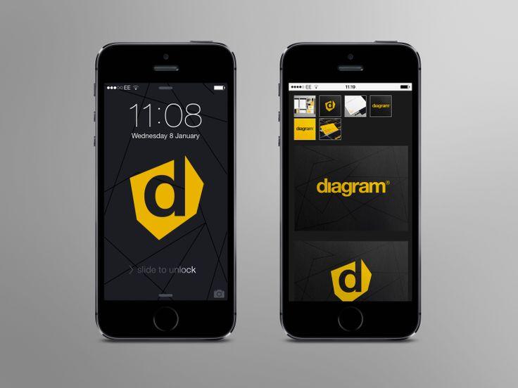 iPhone screensavers-website http://diagramcreative.com/diagram-identity-update/