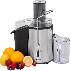 Centrifugal juicers are cheaper, quicker to juice, require less chopping of fruit and veg before juicing, usually less bulky, and slightly easier to clean.