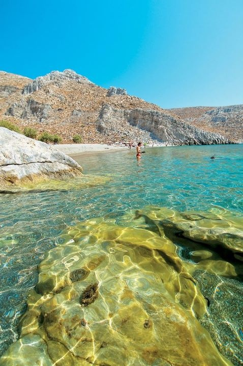 Astypalea island, Greece