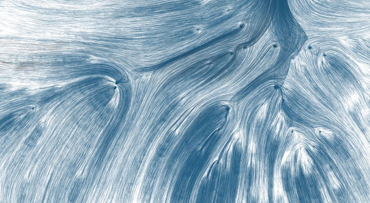generative piece on rainfall and water consumption
