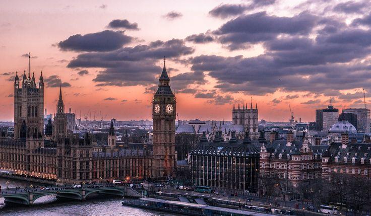 Photo London by Svetlana Stasaite on 500px
