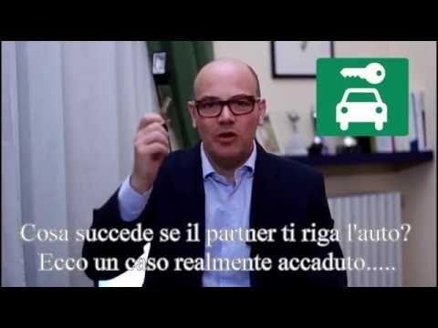 Avvocato - Non è reato rigare l'auto del coniuge! – Studio legale - YouTube