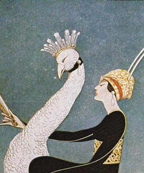 Vogue Magazine Cover vrouw rijden peacock 1918 art deco art nouveau interieur kunst mode vintage afdrukken vanaf 1981 door FairlyVintagePrints op Etsy https://www.etsy.com/nl/listing/234554345/vogue-magazine-cover-vrouw-rijden