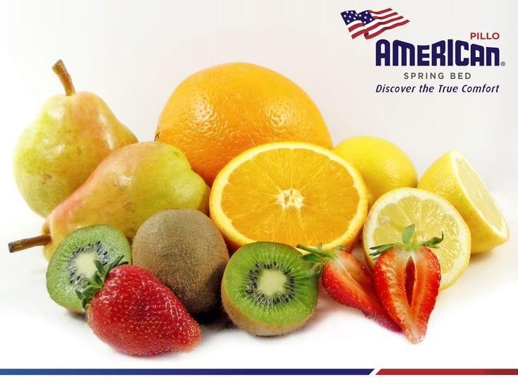 Sahabat, ada info tentang manfaat makan buah di pagi hari. Apa sajakah itu? Kunjungi page FB American Pillo: https://www.facebook.com/AmericanPilloBed/photos/a.367470780040484.1073741828.364059947048234/1115897665197788/?type=3&theater