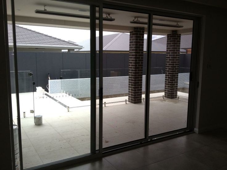 Prowler Proof Security Screen - ForceField Sliding Door installed by http://www.instylesecuritydoorsandscreens.com.au/gallery