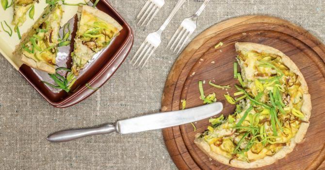 15 recettes légères de quiches printanières | Fourchette et Bikini