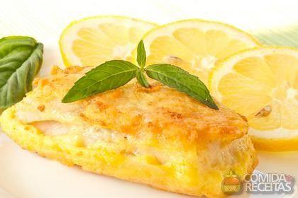 Receita de Filé de peixe assado com molho de limão em receitas de peixes, veja essa e outras receitas aqui!