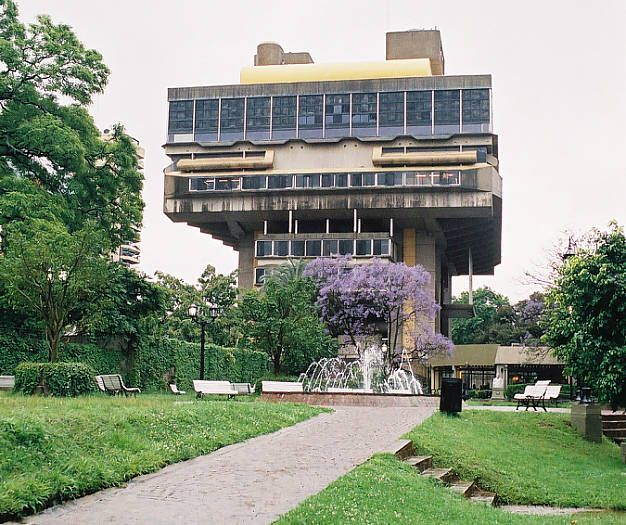 Argentina's national library