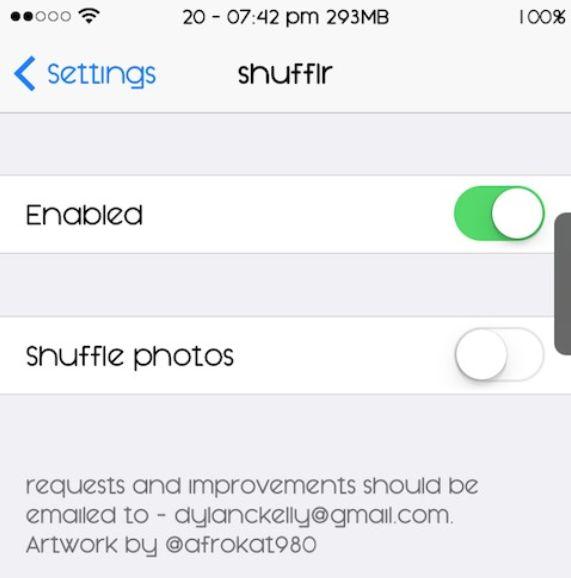 Come cambiare sfondo all'iPhone ogni volta che lo sblocchiamo