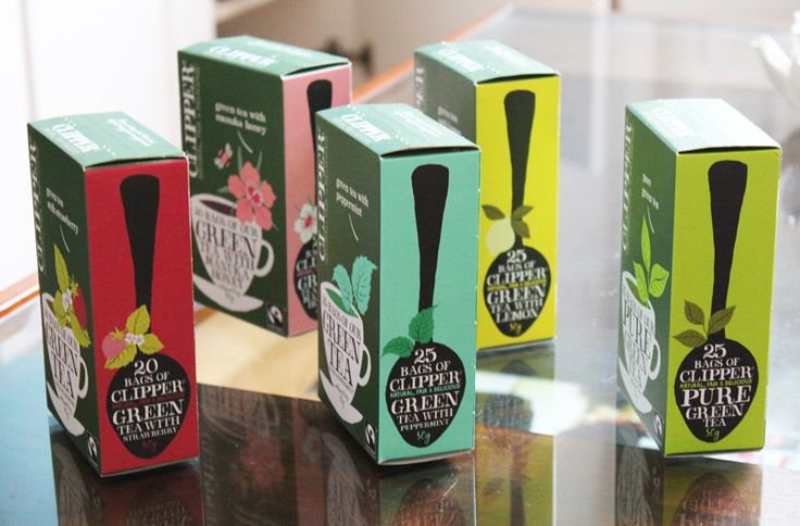Clipper tea packaging.   Love these colors and images.   Very calming IMPDO.