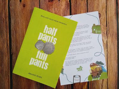 Book Review of Half Pant Full Pant by PaperBoat. Fun and light read