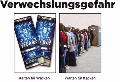 GERMAN LANGUAGE ROCKS