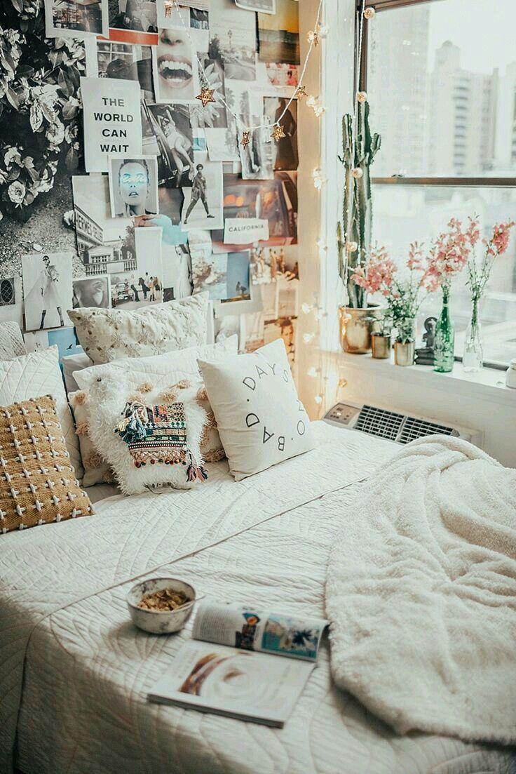 Bedroom lnspo I chic