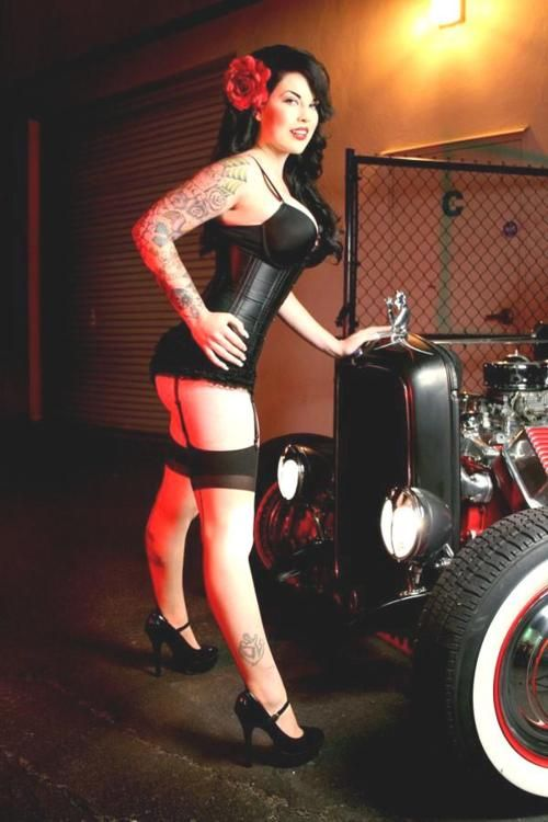 rat rod girls xxx