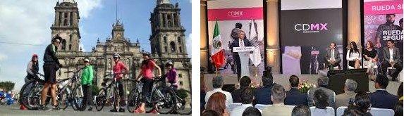 Si andas en bicicleta en la CDMX esto te va a interesar