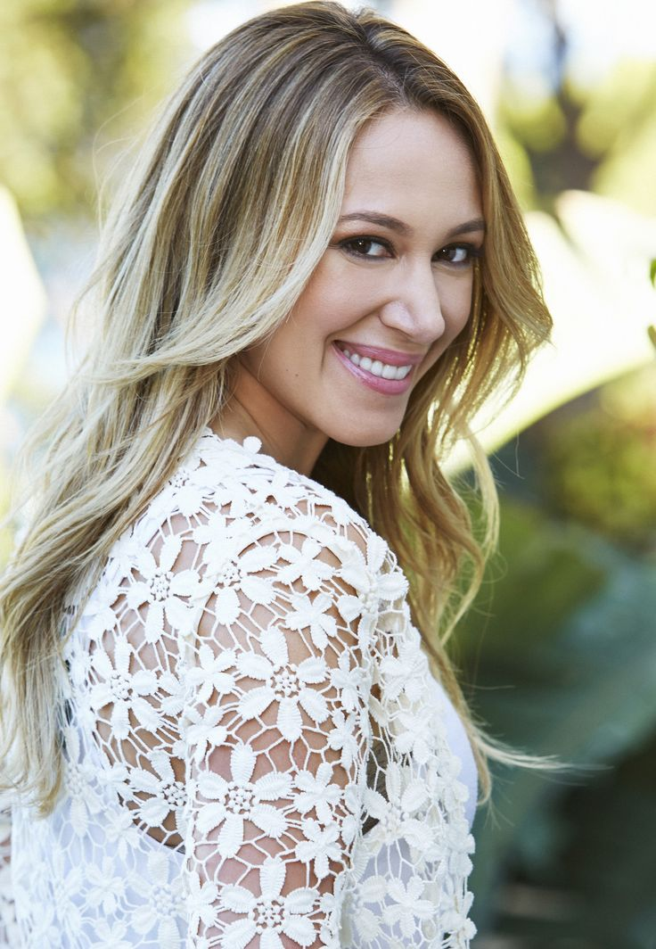 Cooking with Haylie Duff + A GIVEAWAY on SMP Living! Read more and enter here:  http://www.stylemepretty.com/living/2013/12/03/cookin-with-haylie-duff/