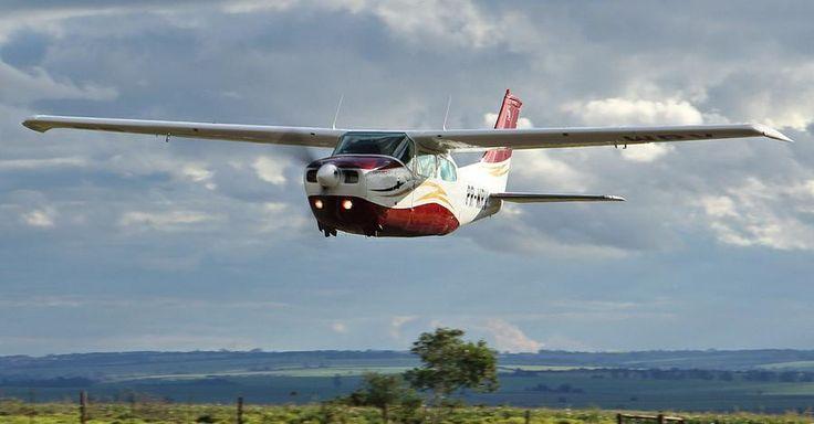 SpeedBrakes for Cessna 210