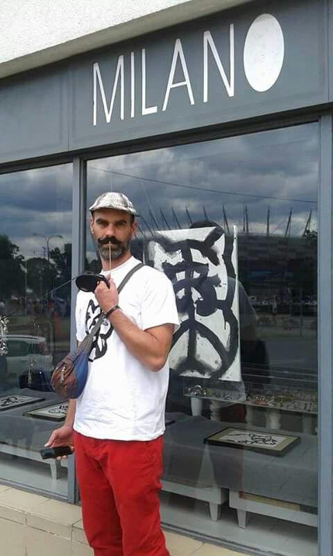 W galerii Milano Warszawa