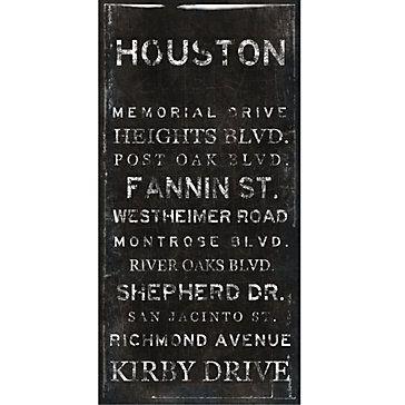 Houston - Glass Coat | Glass Coat | Art by Type | Art | Z Gallerie