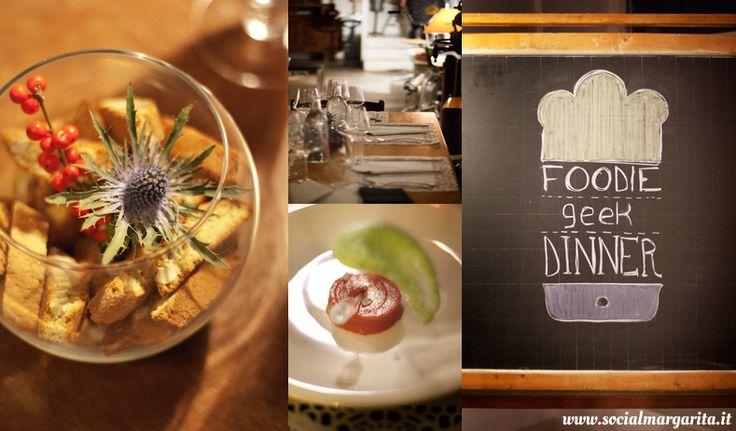 Margaritas alla #FoodieGeekDinner! #food #socialpr