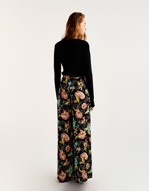 Pull cropped - Maille - Vêtements - Femme - PULL&BEAR France