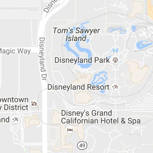 TaxiFareFinder - $9.02 taxi fare from Disneyland Resort, Anaheim, CA to Walmart Neighborhood Market, Anaheim, CA, United States using Anaheim, CA taxi rates
