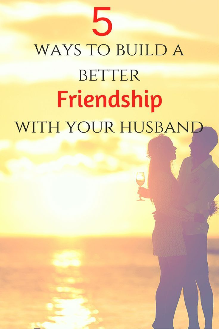 Here are 5 life changing tips on how to build a better friendship with your husband.  For more on marriage, check out: www.onlygirl4boyz.com