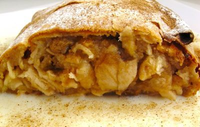 thermomix apple strudel