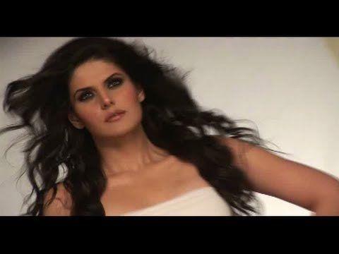 Zarine Khan's LEAKED photoshoot video.