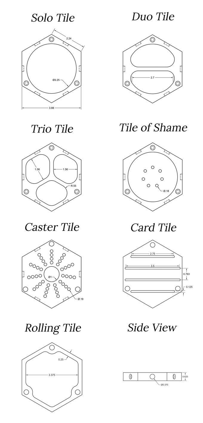 Wyrmwood Tabletop Tiles by Wyrmwood Gaming — Kickstarter