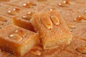 Namoura, el dulce libanés | Informe21.com #Food #Comida #Receta