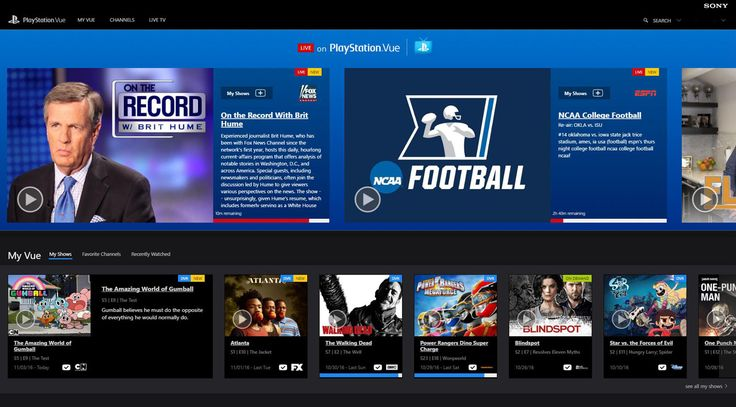 Sony's PlayStation TV service comes to Mac and PC browsers - https://www.aivanet.com/2016/11/sonys-playstation-tv-service-comes-to-mac-and-pc-browsers/