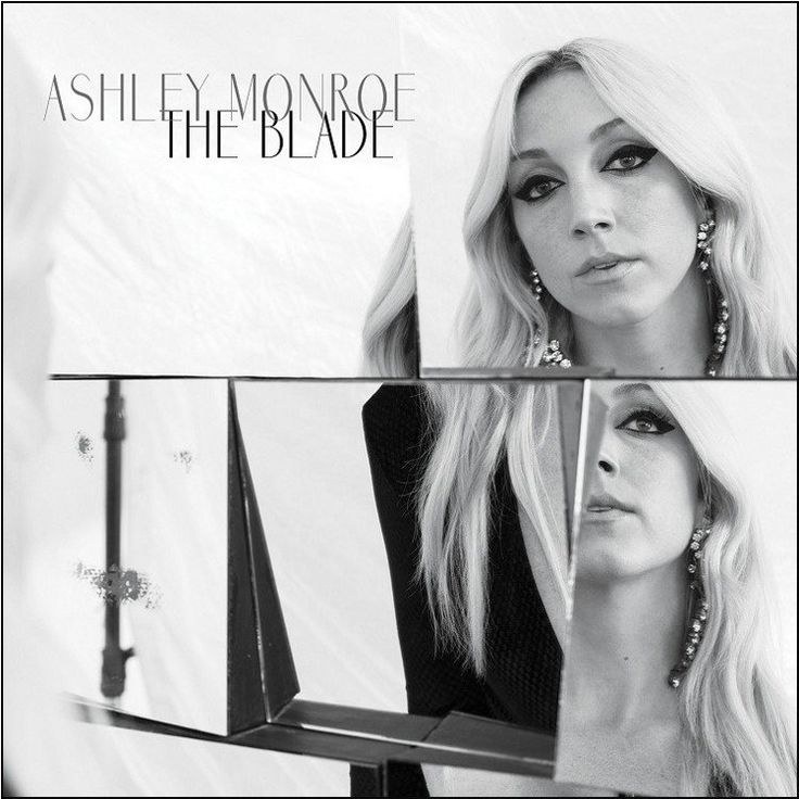 """Ashley Monroe The Blade on 180g LP With first single """"On to Something Good"""" warmly received by fans, program directors and critics alike, """"cool-country darling Ashley Monroe"""" (NPR) is set to release h"""