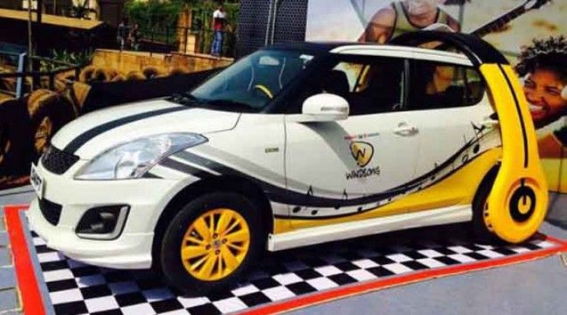Suzuki Meluncurkan New Suzuki Swift Widsong Yang Dibanderol Rp 104 jutaan